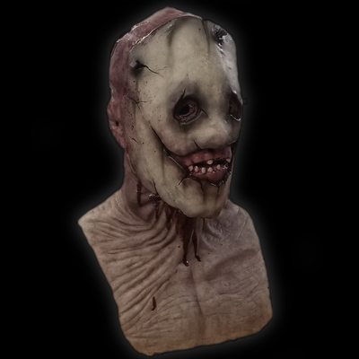 """The """"Discarded""""  Silicone Mask"""