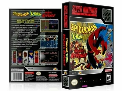 Spider-Man / X-Men Arcade's Revenge