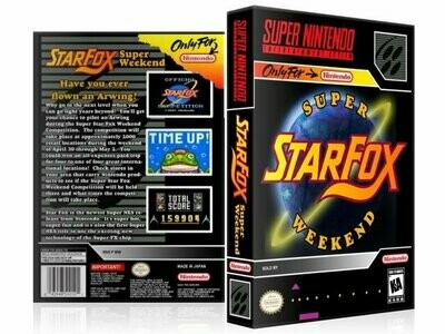 Star Fox: Super Weekend