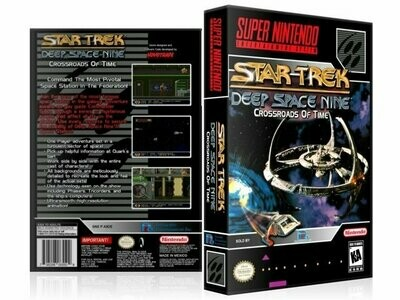 Star Trek: Deep Space Nine: The Crossroads on Time