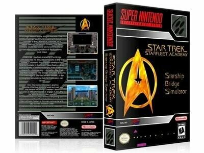 Star Trek Starfleet Academy - Starship Bridge Simulator