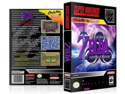 Legend of Zelda, The: Goddess of Wisdom
