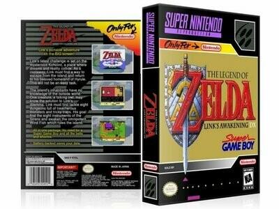 Legend of Zelda, The: Link's Awakening DX