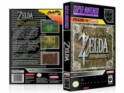 Legend of Zelda, The: Parallel Worlds