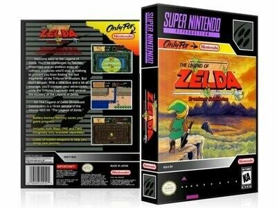 Legend of Zelda, The: BS Combo Cart