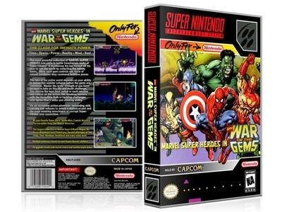 Marvel Super Heroes: War of Gems