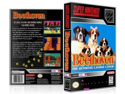 Beethoven The Ultimate Canine Caper