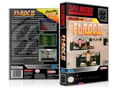 F1 ROC II: Race of Champions