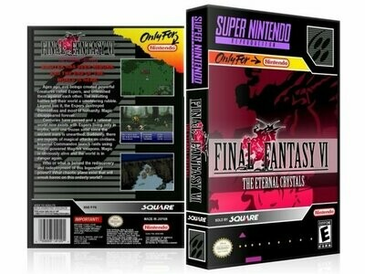 Final Fantasy VI: Eternal Crystals
