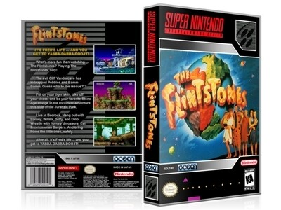Flintstones, The: Movie