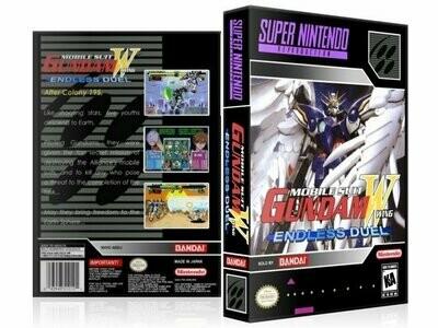 Gundam Wing – Endless Duel