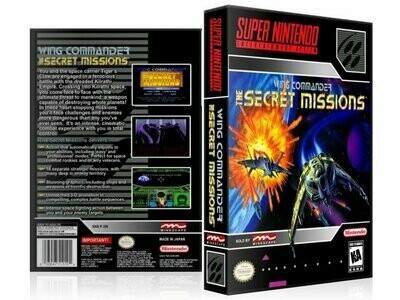 Wing Commander: The Secret Missions