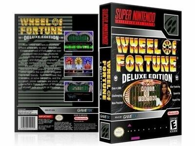 Wheel of Fortune Deluxe!