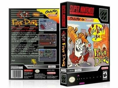 Ren & Stimpy Show Part II: Fire Dogs