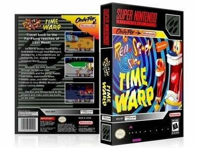 Ren & Stimpy Show, The: Time Warp