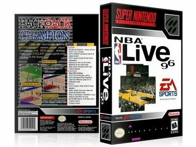 NBA Live '96