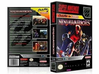 Ninja Warriors, The
