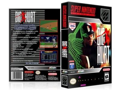 Frank Thomas' Big Hurt Baseball