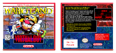 Virtual Boy Wario Land  (Not for Resale)
