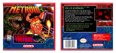 Virtual Boy Metroid