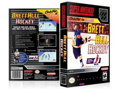 Brett Hull Hockey