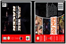 Star Wars Episode 1 Racer (Green Spine)