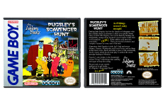 Addams Family: Pugsley's Scavenger Hunt, The