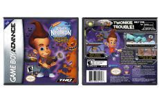 Adventures of Jimmy Neutron Boy Genius, The: Attack of the Twonkies