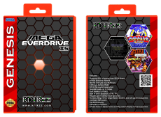 Mega Everdrive X5