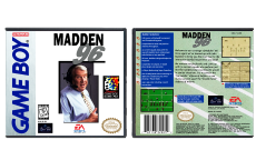 John Madden Football 96