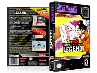 Dragon Ball Z: Super Saiyan Legend