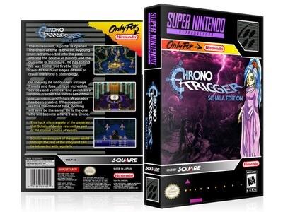 Chrono Trigger: Schala Edition