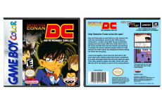 Detective Conan and the Mechanical Temple