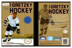 Wayne Gretzky Hockey (No Logo on Jersey)