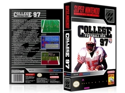College Football USA '97 The Road to New Orleans