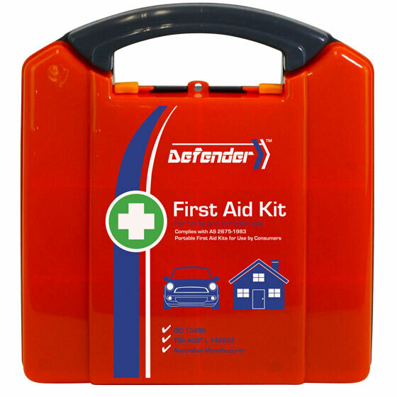 AFAK3P First Aid Kit Home & Recreation in a Neat Case