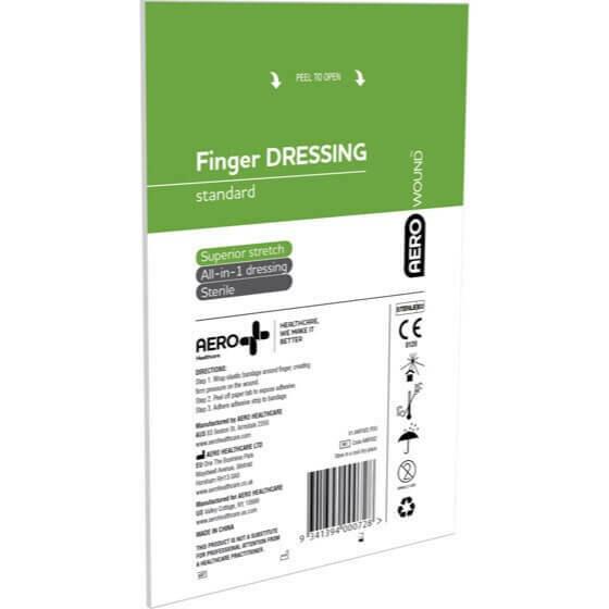 Finger Dressing 4.5CM*4.5CM