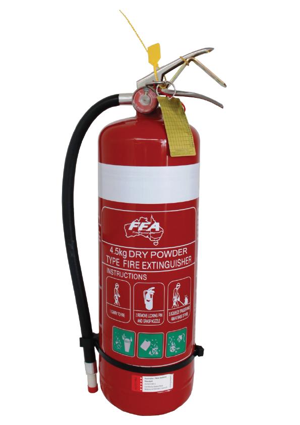 FFA 4.5Kg ABE Fire Extinguisher