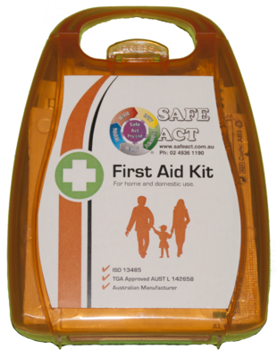 AFAK1P First Aid Kit Personal 14*10*3cm