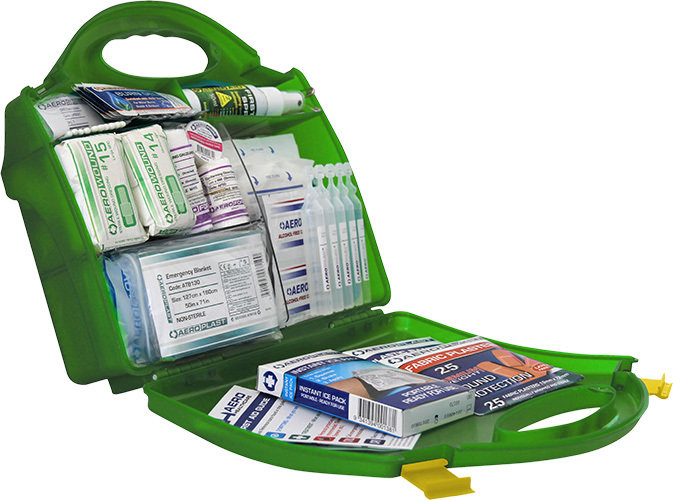 AFAK4P Workplace Standard Carry First Aid Kit
