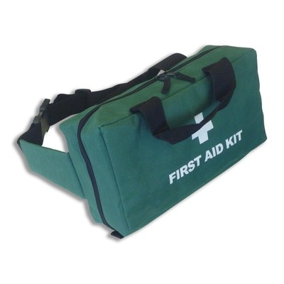 Green Softpack First Aid Bag Large