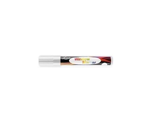 Маркер меловой (жидкий мел) Стандарт белый, 2-3мм