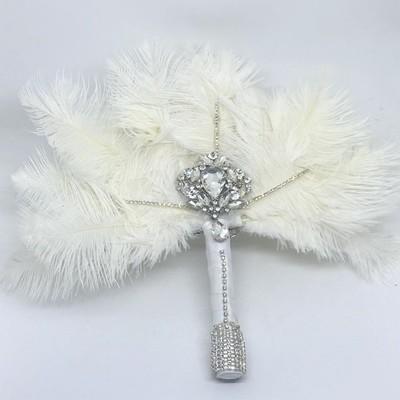 1920's Gatsby Style Fan