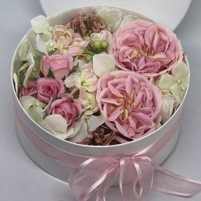 ROSALIE - Pink Floral Gift Box