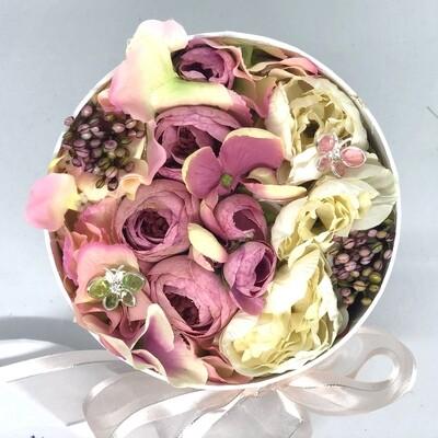 TATUM - Dusty Pink Floral Gift Box