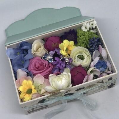 FREESIA - Colourful Floral Gift Box