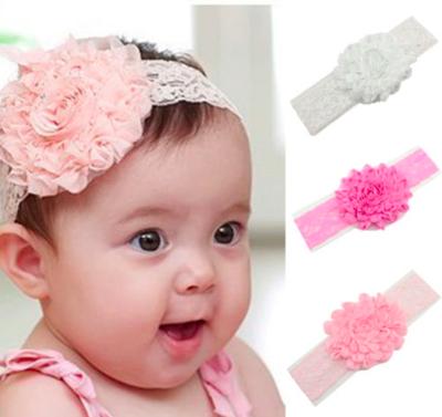 KIARA - Baby Toddler Wedding Bridal Headband