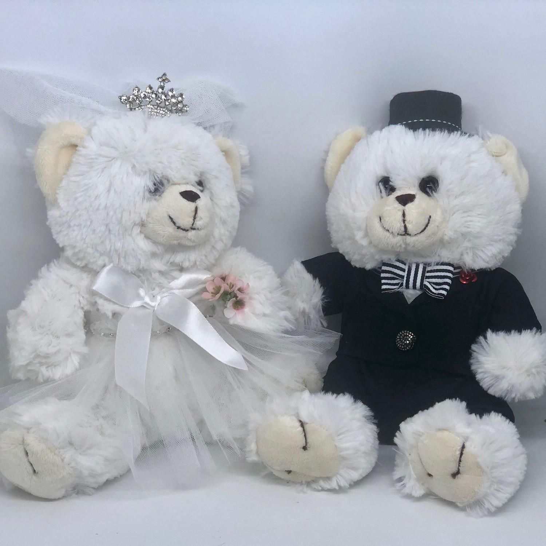 Bridal Teddies