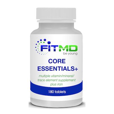 Core Essentials +iron