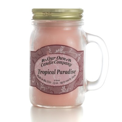 Tropical Paradise Mason